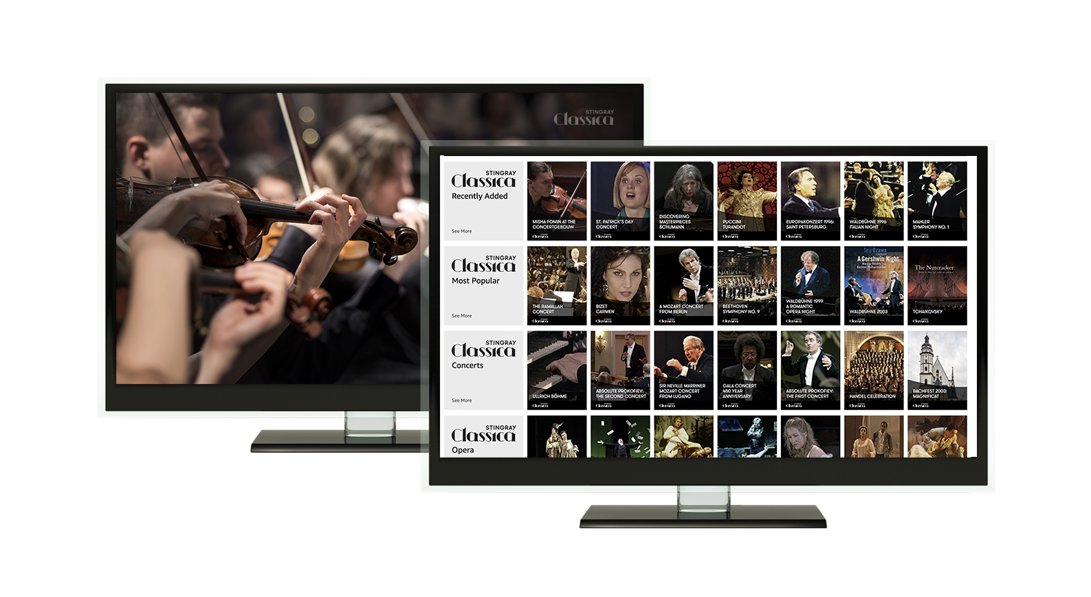 Classical Music on Demand | Stingray Classica